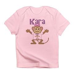Little Monkey Kara Infant T-Shirt