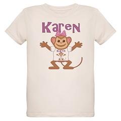 Little Monkey Karen T-Shirt