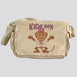 Little Monkey Kathleen Messenger Bag
