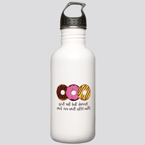 I love donuts! Stainless Water Bottle 1.0L