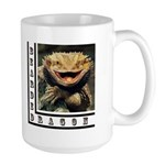 Bearded Dragon Large Mug