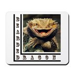 Bearded Dragon Mousepad