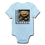 Bearded Dragon Infant Bodysuit
