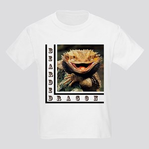 Bearded Dragon Kids Light T-Shirt