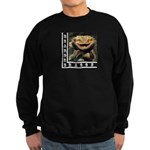 Bearded Dragon Sweatshirt (dark)