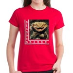 Bearded Dragon Women's Dark T-Shirt