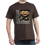 Bearded Dragon Dark T-Shirt