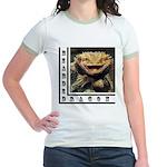 Bearded Dragon Jr. Ringer T-Shirt