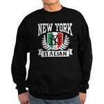 New York Italian Sweatshirt (dark)
