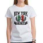 New York Italian Women's T-Shirt