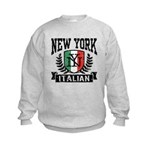 New York Italian Kids Sweatshirt