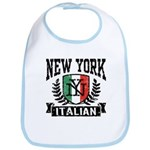 New York Italian Bib