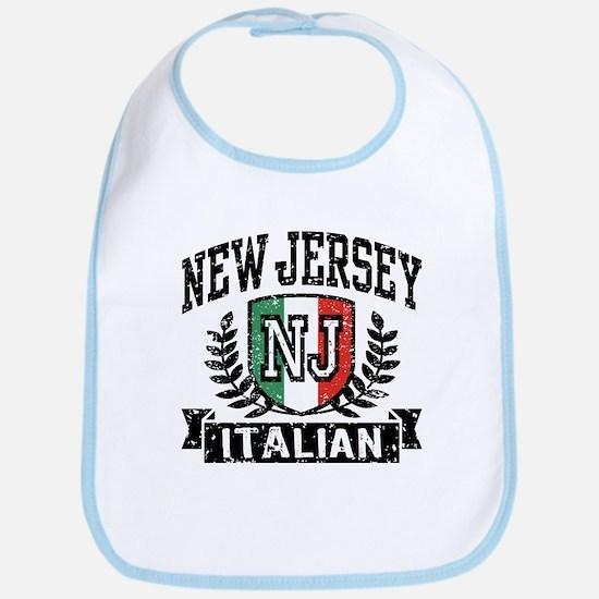 New Jersey Italian Bib