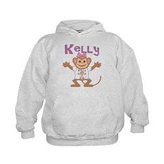 Little Monkey Kelly Hoodie