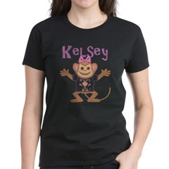 Little Monkey Kelsey Women's Dark T-Shirt