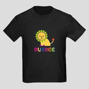 Aubree the Lion Kids Dark T-Shirt