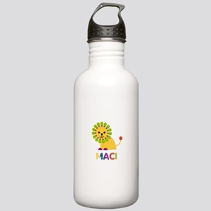 Maci the Lion Stainless Water Bottle 1.0L