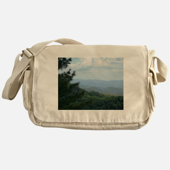 Great Smoky Mountains Messenger Bag