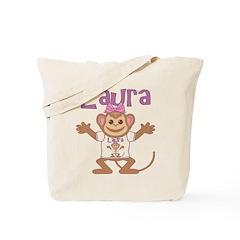 Little Monkey Laura Tote Bag