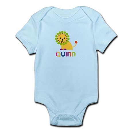 Quinn the Lion Infant Bodysuit