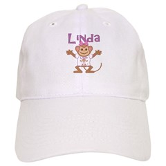 Little Monkey Linda Baseball Cap