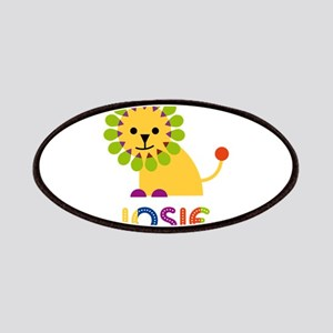 Josie the Lion Patches