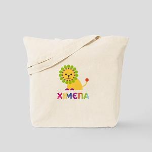 Ximena the Lion Tote Bag