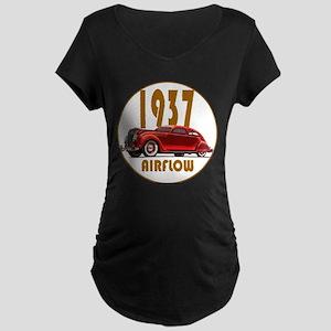 The 1937 Flow Maternity Dark T-Shirt
