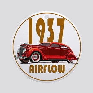 The 1937 Flow Ornament (Round)