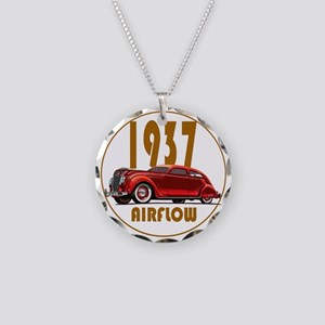 The 1937 Flow Necklace Circle Charm