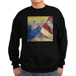 """Sailing"" Sweatshirt (dark)"