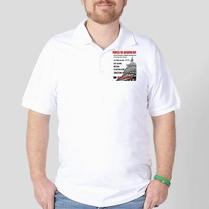 Got Methane? Golf Shirt