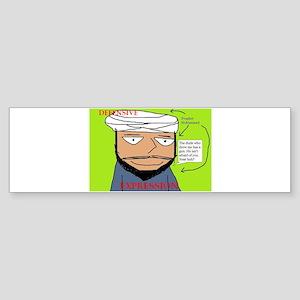 Mohammad Sticker (Bumper)