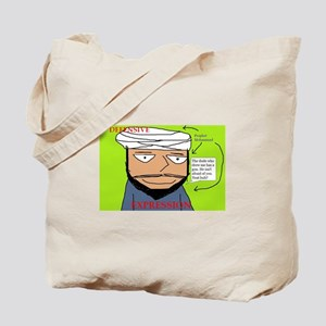 Mohammad Tote Bag