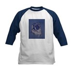 """A Dog Understands"" Kids Baseball Jersey"