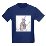 Inca Dink & Hilary Mouse Kids Dark T-Shirt