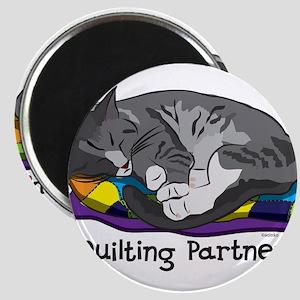 Quilting Partner Magnet