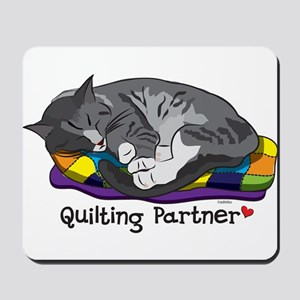 Quilting Partner Mousepad
