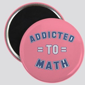 Addicted to Math Magnet