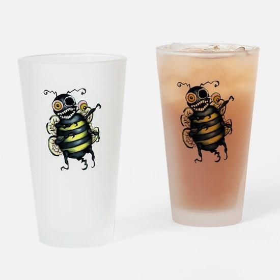 zombee! Drinking Glass