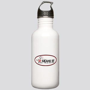 Oval Logo Stainless Water Bottle 1.0L