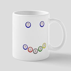 Bingo Ball Smile Mug