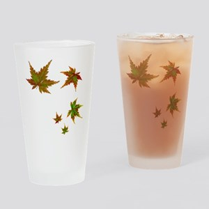 Japanese Maple Drinking Glass