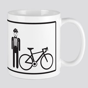 Bike Widow Mug