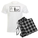 Bike Widow Men's Light Pajamas