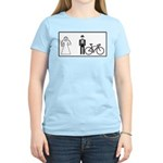 Bike Widow Women's Light T-Shirt
