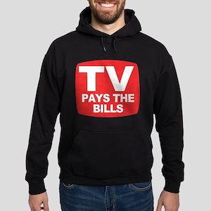 TV Pays The Bills - Hoodie (dark)