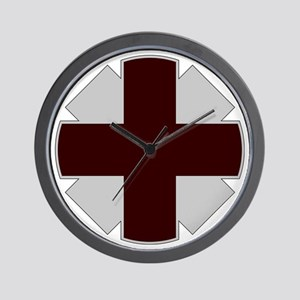 44th Medical Command Wall Clock