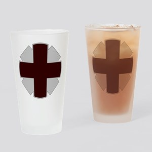 44th Medical Command Drinking Glass