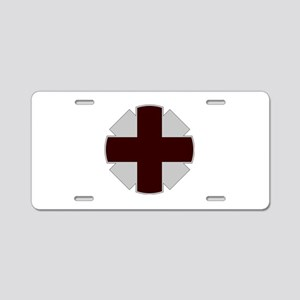 44th Medical Command Aluminum License Plate